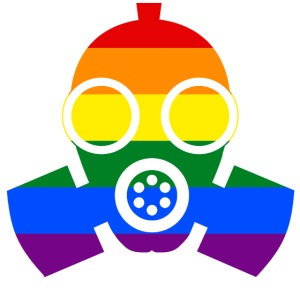 GAS MASK PRIDE - No.001