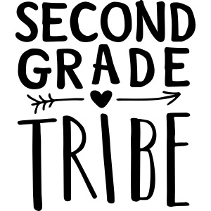 Second Grade Tribe Teacher Team T-shirts