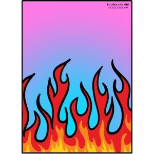FLAMES 'N' STUFF