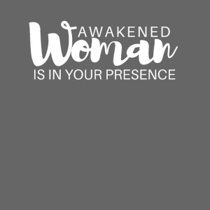 AWAKENED WOMAN IN YOUR PRESENCE 3600 x 4800