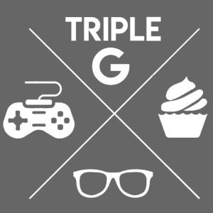 Triple G Crest - White Design