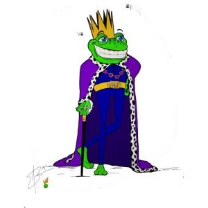 KingFrogJulyTshirtDesgin