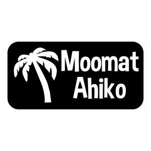 Moomat Ahiko retro black