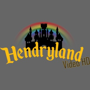 HENDRYLAND logo Merch