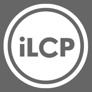 iLCP logo circle white KO