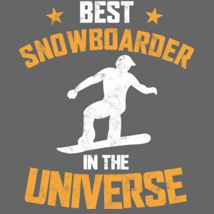 BEST SNOWBOARDER IN THE UNIVERSE