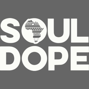 souldope white tee