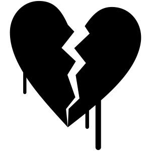 Broken Heart Bleed Drip 1c