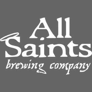 All Saints Logo White
