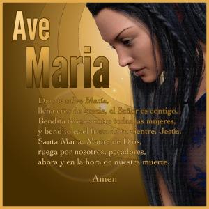 Ave María - La oración en español