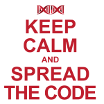Spread the Code (Mug)