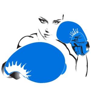 FIF Woman's Shirts (Blue & Black)