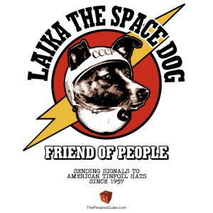 Laika the Space Dog 2019