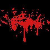 BLOODY TWILIGHT SPLATTER BLOOD STAIN Vector