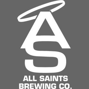 AS Logo white