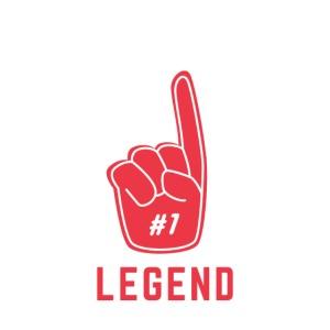 Number 1 Legend