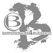 Blessed B Grey Logo