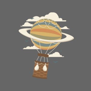 Air Baloon Saturn