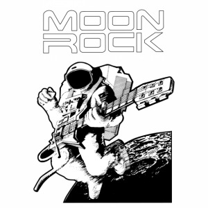 Classic Moon Rock
