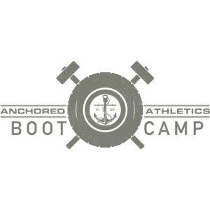 Anchored Bootcamp Green logo