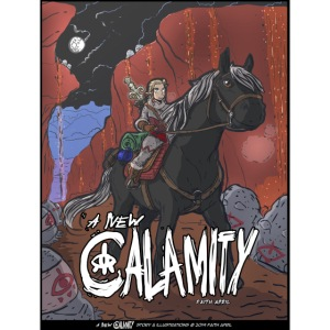 A New Calamity: Cover