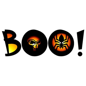 Happy Halloween Boo 4