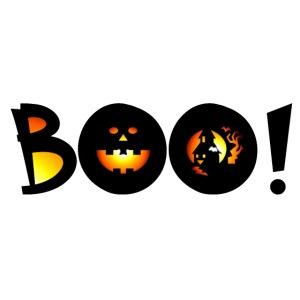 Happy Halloween Boo 1