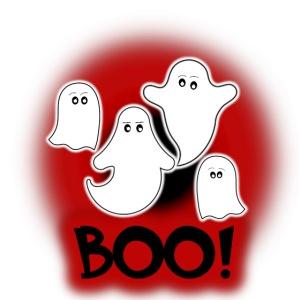 Ghosties Boo Happy Halloween 9