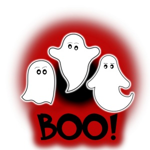 Ghosties Boo Happy Halloween 8