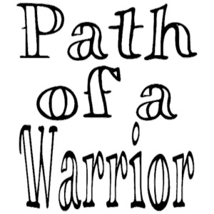 Path of a Warrior (White)