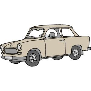 Trabant (papyrus car)