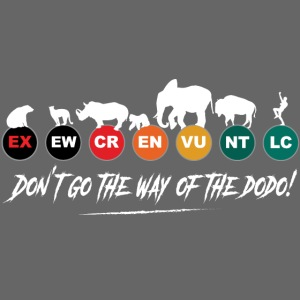 Don t go the way of the dodo !