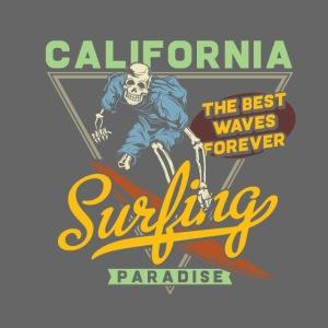 California Surfing Paradise