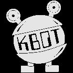 kbot logo - 1 color