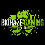 Biohaze Gaming Network Logo (Vintage)