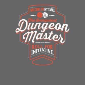 Dungeon Master Class Fantasy RPG Gaming