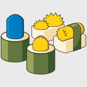 The Simpsons Sushi