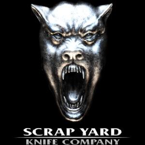 Scrap Yard Light Text