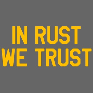 In Rust We Trust II