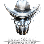 Busse Custom Shop Logo