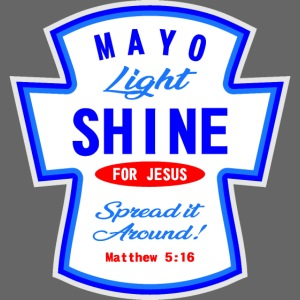 607247 169979753 MAYO LIGHT SHINE