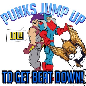 PUNKS JUMP UP