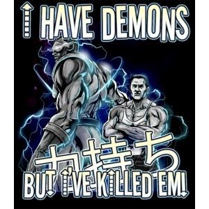 KATSU I HAVE DEMONS