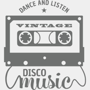 disco music retro vintage
