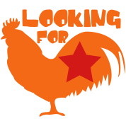 Looking for cock rooster with star
