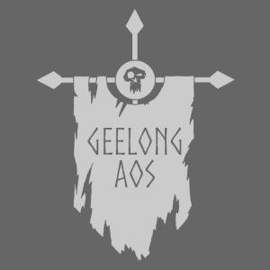 Geelong AOS - DESTRUCTION BLACK