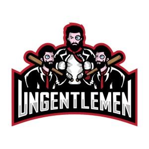 Ungentlemen Text Logo