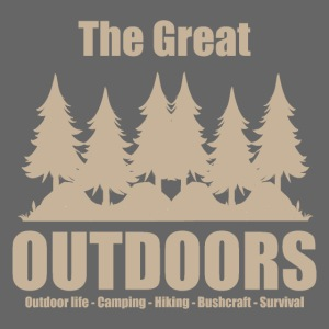The great outdoors - Clothes for outdoor life