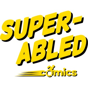 Super-Abled Comics - yellow/black