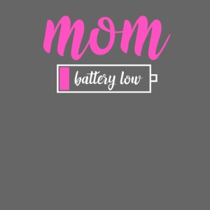 Mom battery Low- Tired Mom